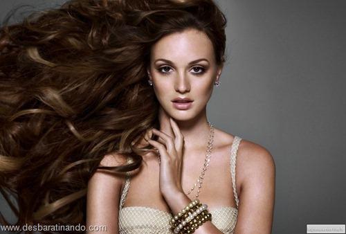 Leighton meester blair gossip girl garota do blog linda sensual desbaratinando  (143)
