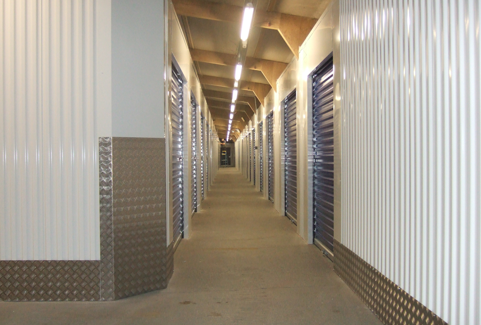 Secure Storage Units In West Sussex