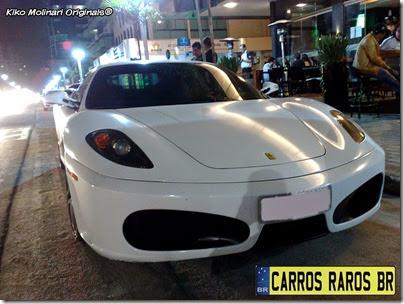 Ferrari F430 Branca (1)