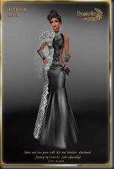DANIELLE Finesse Black'