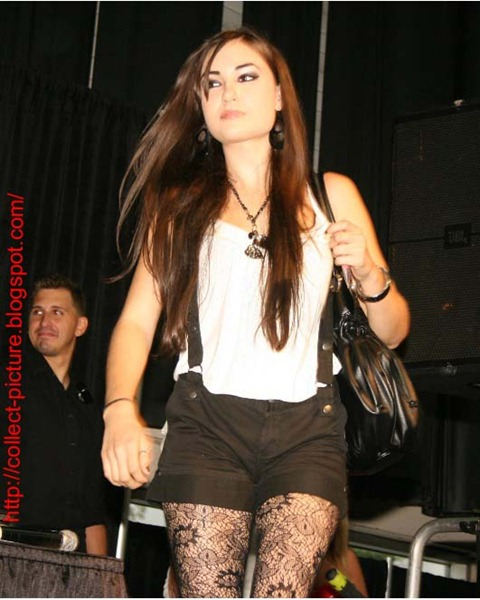 Sasha Grey Celebrity Style Trend Best Way Three Sexy Scene