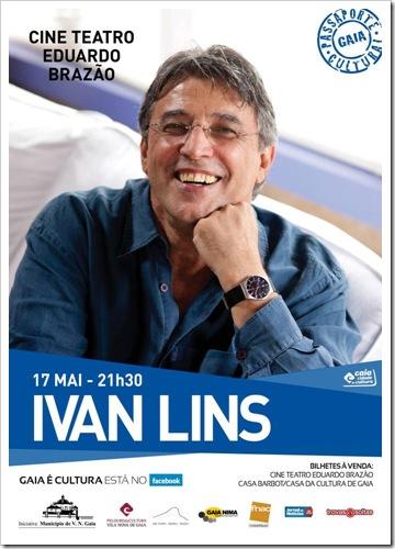Ivan Lins em Gaia