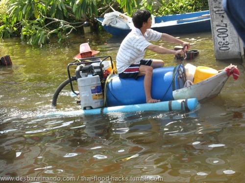 tailandia chuva inundacao criativa desbaratinando httpthai flood hack (1)
