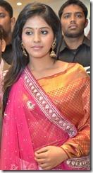 Anjali launches Woman's World at AS Rao Nagar, Hyderabad