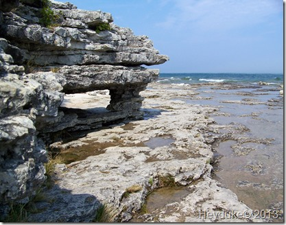 Cave Point Park Wisc 012