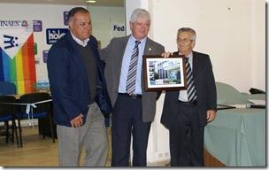 El Presidente del HCD participó de acto por el 65° Aniversario de CLYFEMA