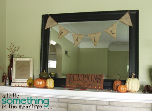 Fall 2012 Mantel - 1