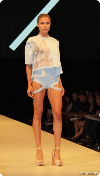 UTS the Future in Fashion Graduate Show 2012 - Sarah Vosper 2