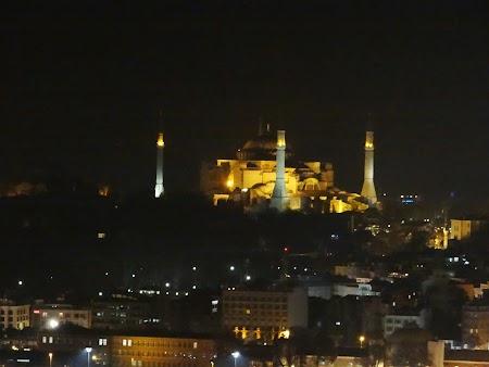 Obiective turistice Istanbul: Catedrala Sf. Sofia