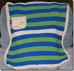 Sheldon Blanket complete