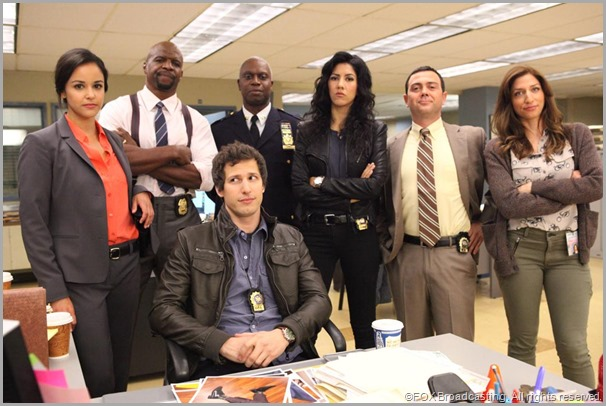 CLICK for more information on BROOKLYN NINE-NINE.