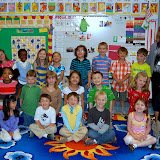WBFJ Cici's Pizza Pledge - Caleb's Creek Elementary - Ms. Kidd's Kindergarten Class - Kernersville -