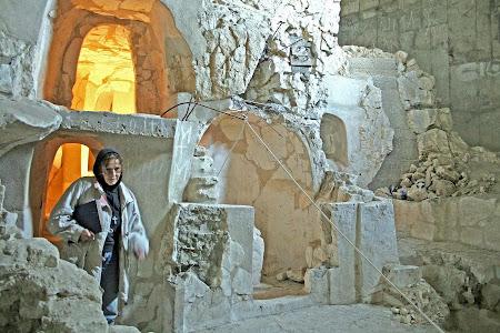 Obiective turistice Romania: Biserica rupestra Basarabi