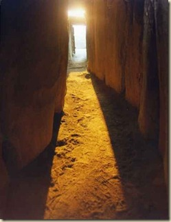 Newgrange Passage Tomb Co Meath Ireland The Winter Solstice