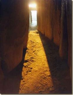 Newgrange Passage Tomb Co Meath Ireland The Winter Solstice