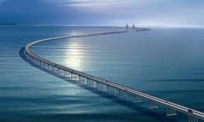 Hangzhou Bay Bridge 004