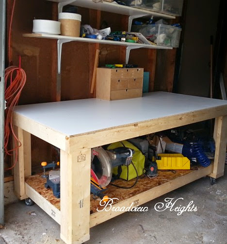 Broadview Heights - workbench