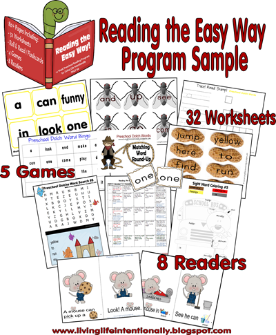 sight word games for preschoolers