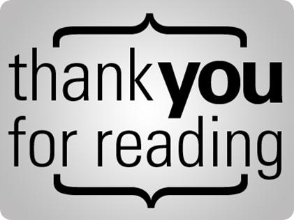 gracias por leer