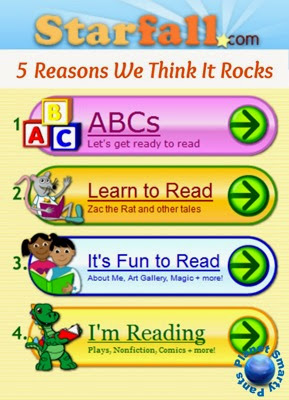 Learning to Read with Starfall