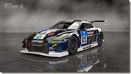 Nissan GT-R NISMO GT3 N24 Schulze Motorsport '13 (1)