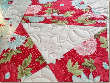 quilting & flowers