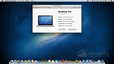 Cambiar la versión de nuestro OS X