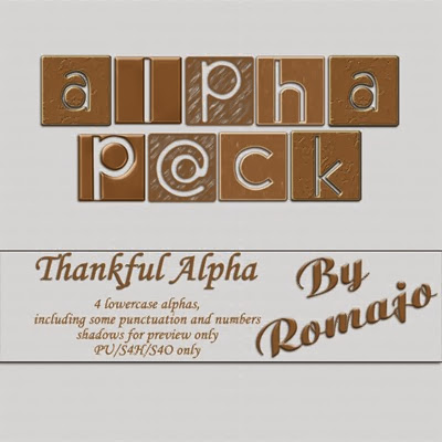Thankful Alpha