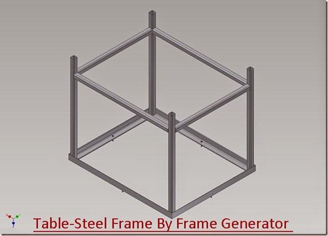 Table-Steel Frame_2
