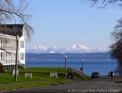 View across Puget Sound