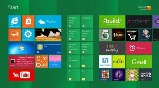 Descargar Windows 8 Transformation Pack 3 gratis