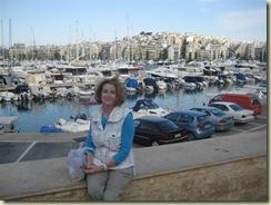 At the Zea Marina (Small)