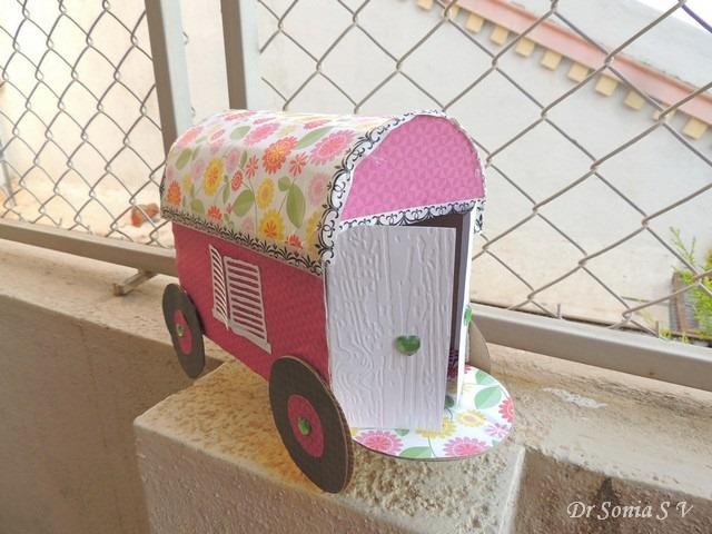 Paper Caravan 4