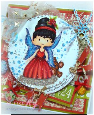 Gilli Fairy _Xmas fairy