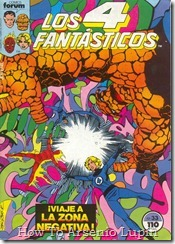 P00033 - Los 4 Fantsticos v1 #33