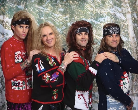 Steel Panther Sweaters