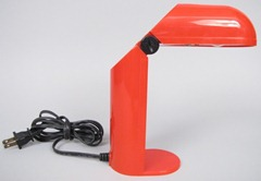 E58113 portable lamp model no. TLD-X, red