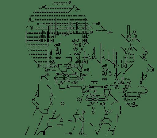 Omiya Shinobu & Cartalet Alice (Kiniro Mosaic)