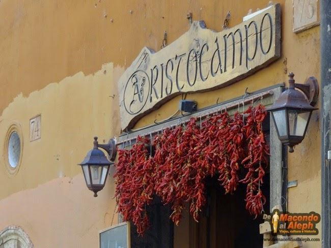 Visita Trastevere Roma 4