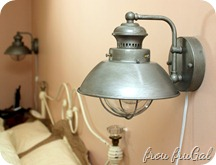 Wired Sconce Lights