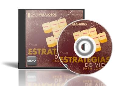ESTRATEGIAS DE VIDA PARA JÓVENES, Omar Villalobos [ Audiolibro ] – Desarrollar al máximo tus potencialidades, para convertirte en un ser extraordinario