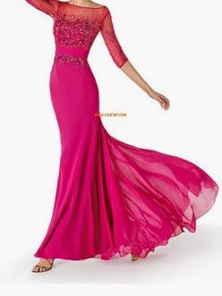 gaun malam FF