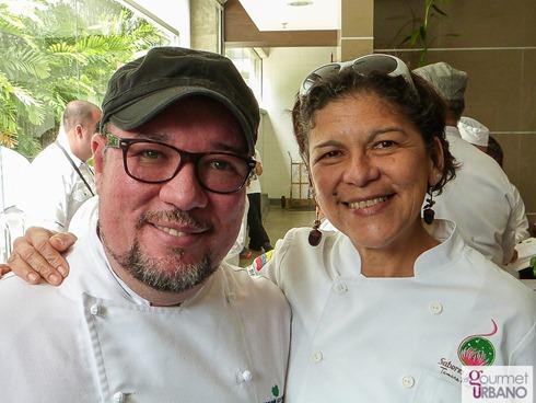 Pocho Garcés y Tamara Rodríguez, jurados del Concurso
