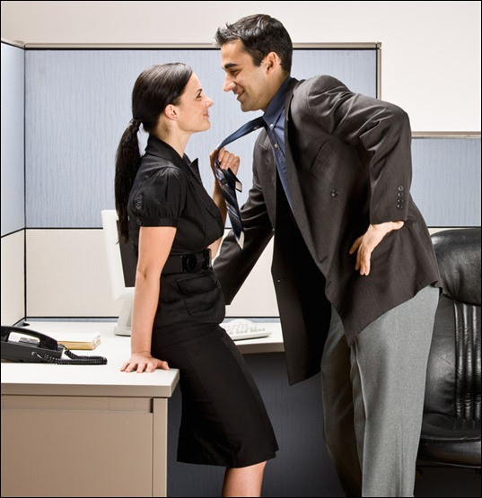 dating superior at work