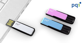 PQI flash drive sleek i817L
