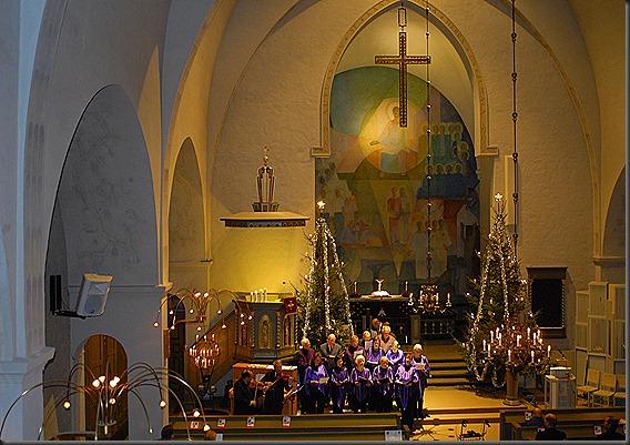 kauneimmat joululaulut  Noormarkun kirkko 032