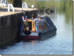 Hazleford lock