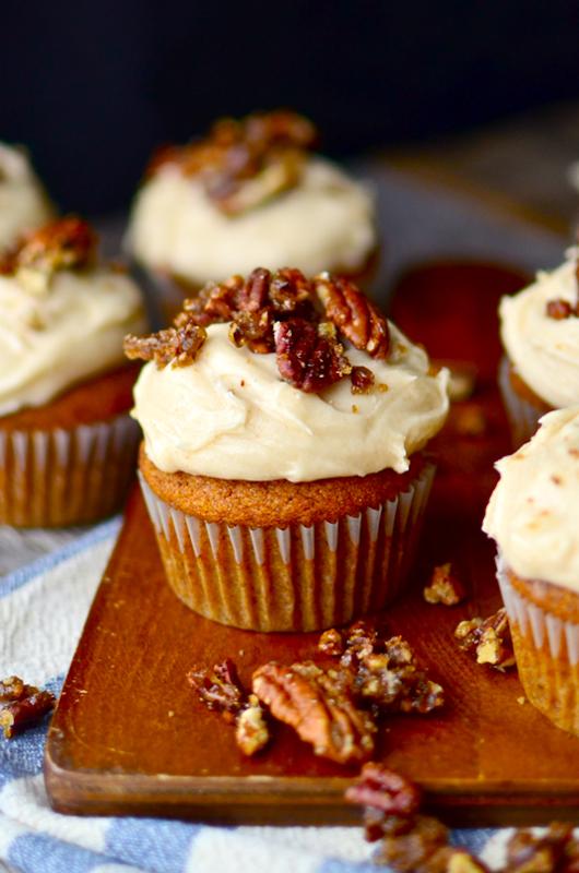 pumpkin cupcakes1