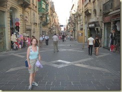Valletta Main Pedestrian Walkway (Small)