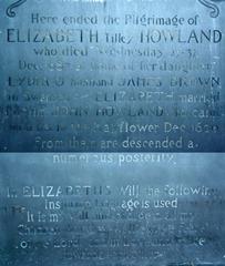 Elizabeth Tilley Howland